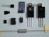 KIT10 REPAIR KIT VESTEL POWER BOARD 17PW15-8 (Blowing mains fuse)