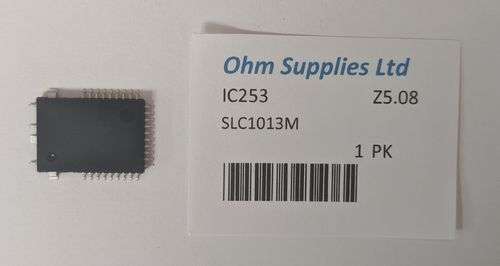 SLC1013M QFP BACKLIGHT DRIVER IC SAMSUNG BN44-00636B